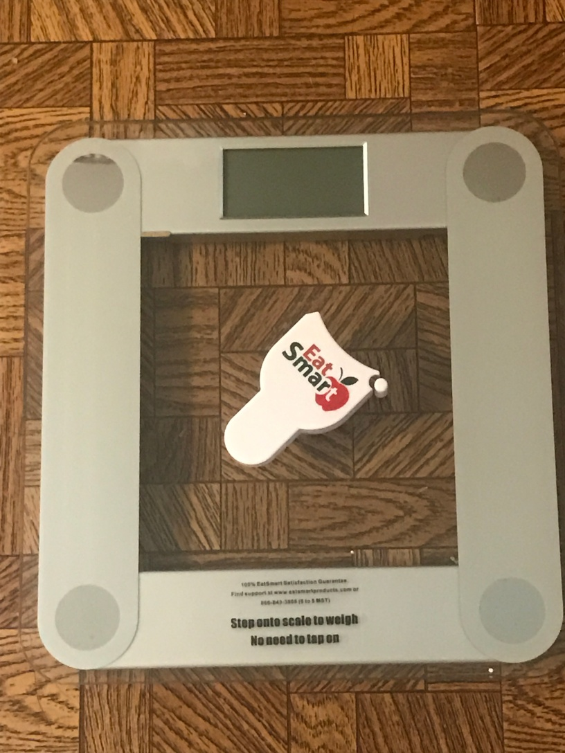 keep track of your weight loss with eatsmart scale reviewerpam